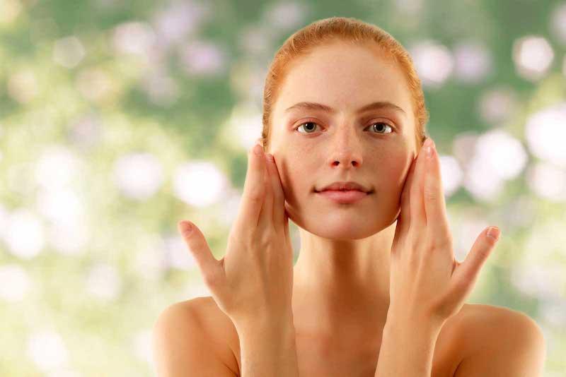 水素吸引の美肌効果