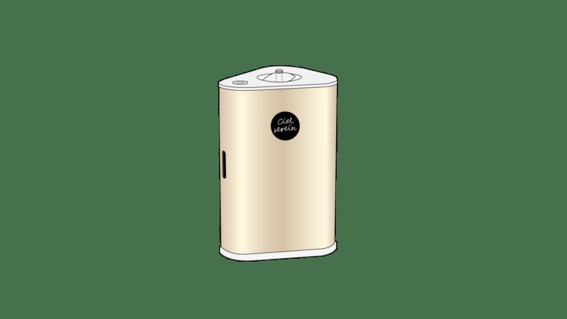 シェルスラン水素吸入器