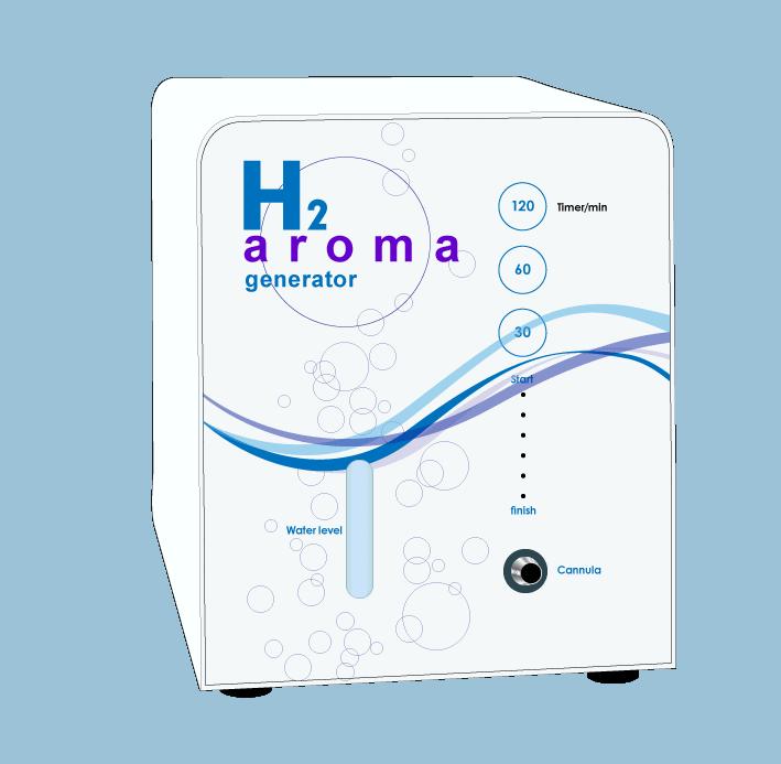 H2アロマ水素吸入器